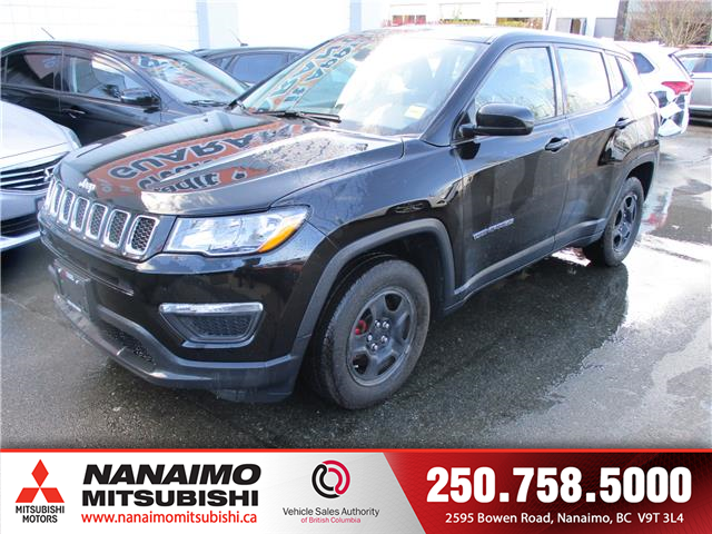 2017 Jeep Compass Sport (Stk: LP1752) in Nanaimo - Image 1 of 10