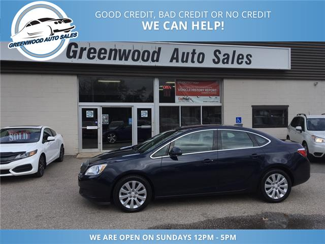2015 Buick Verano Base (Stk: 15-45825) in Greenwood - Image 1 of 26