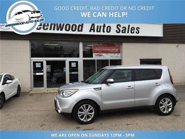 2015 Kia Soul EX+ (Stk: 15-95099) in Greenwood - Image 1 of 24