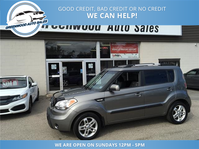 2011 Kia Soul 2.0L 2u (Stk: 11-13376) in Greenwood - Image 1 of 21