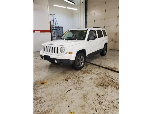 2015 Jeep Patriot High Altitude 4WD (Stk: ) in Dartmouth - Image 1 of 14