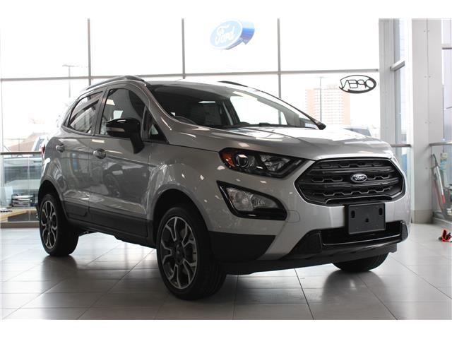 2020 Ford EcoSport SES (Stk: 2002730) in Ottawa - Image 1 of 17