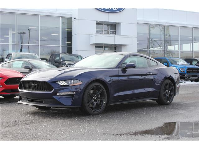 2020 Ford Mustang  (Stk: 2002790) in Ottawa - Image 1 of 14