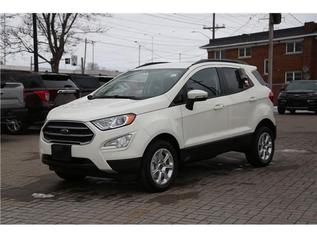 2020 Ford EcoSport SE (Stk: 2002740) in Ottawa - Image 1 of 14
