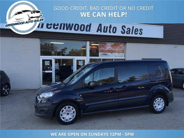2016 Ford Transit Connect XL (Stk: 16-61501) in Greenwood - Image 1 of 20