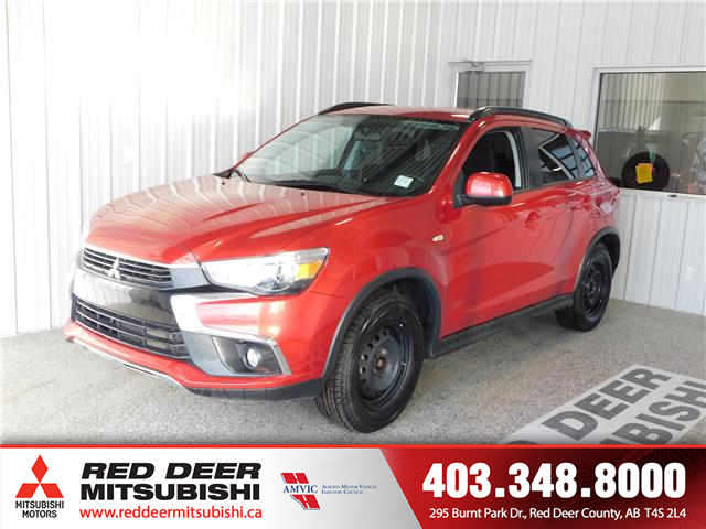 2017 Mitsubishi RVR  (Stk: T198060B) in Red Deer County - Image 1 of 16