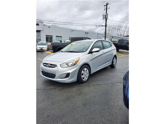 2017 Hyundai Accent LE 5-Door (Stk: p20-039) in Dartmouth - Image 1 of 13