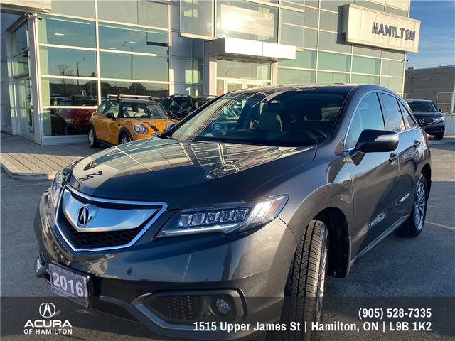 2016 Acura RDX Base (Stk: 1618850) in Hamilton - Image 1 of 37