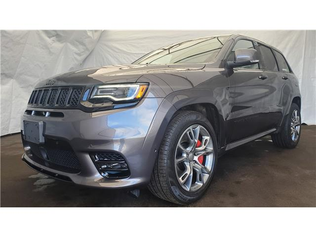 2019 Jeep Grand Cherokee SRT (Stk: 190460) in Ottawa - Image 1 of 17