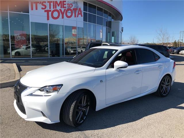 2016 Lexus IS 300 Base (Stk: 316131) in Aurora - Image 1 of 21