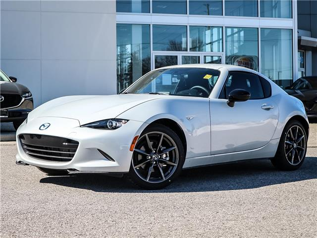 2018 Mazda MX-5 RF GS (Stk: T489) in Ajax - Image 1 of 19