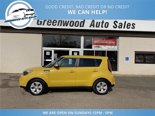 2016 Kia Soul LX (Stk: 16-40833) in Greenwood - Image 1 of 20