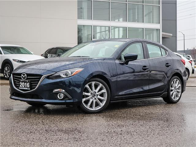 2016 Mazda Mazda3 GT (Stk: P5426) in Ajax - Image 1 of 24