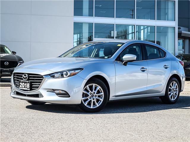 2018 Mazda Mazda3  (Stk: P5456) in Ajax - Image 1 of 23