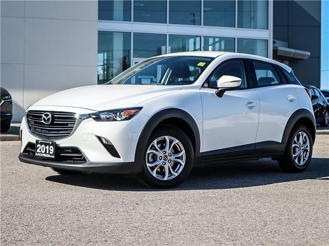 2019 Mazda CX-3 GS (Stk: P5444) in Ajax - Image 1 of 24