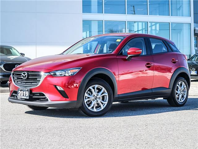 2019 Mazda CX-3 GS (Stk: P5442) in Ajax - Image 1 of 23
