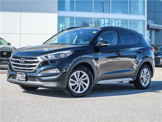 2017 Hyundai Tucson  (Stk: P5464) in Ajax - Image 1 of 25