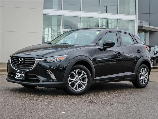 2017 Mazda CX-3 GS (Stk: P5457) in Ajax - Image 1 of 24