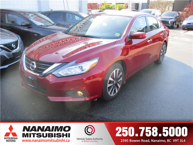 2018 Nissan Altima 2.5 SV (Stk: L8R2367A) in Nanaimo - Image 1 of 9