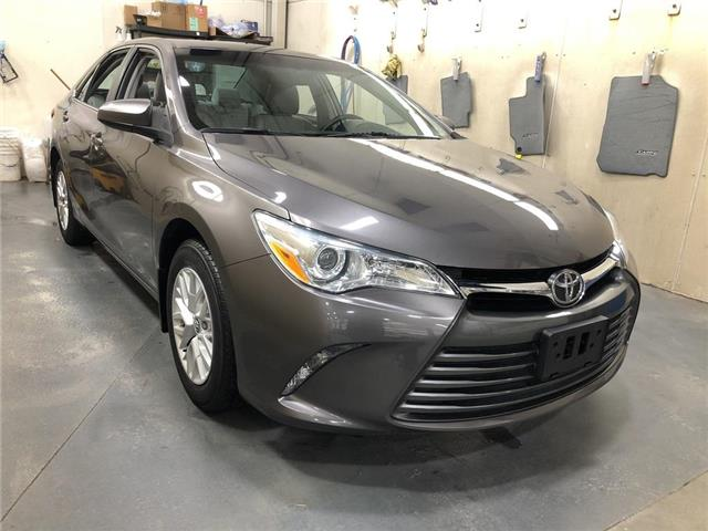 2016 Toyota Camry LE (Stk: 6657) in Aurora - Image 1 of 19