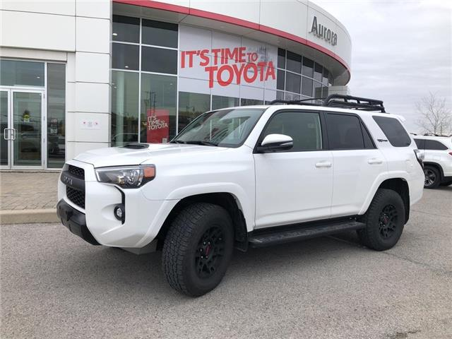2019 Toyota 4Runner SR5 (Stk: 31211) in Aurora - Image 1 of 21