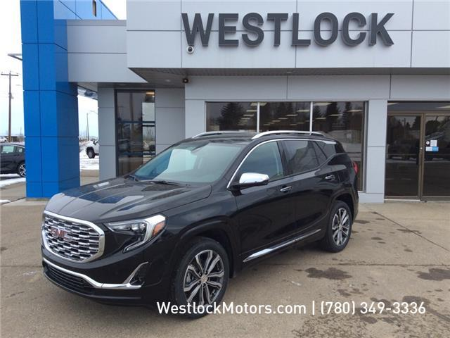 2020 GMC Terrain Denali (Stk: 20T86) in Westlock - Image 1 of 18