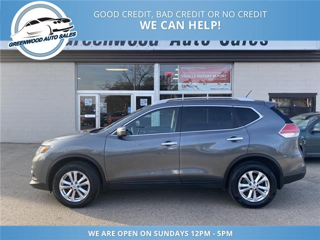 2015 Nissan Rogue SV (Stk: 15-08844) in Greenwood - Image 1 of 24