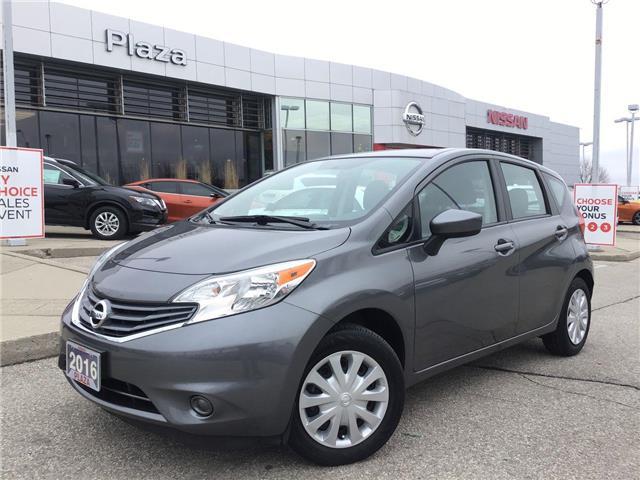 2016 Nissan Versa Note 1.6 SV (Stk: U1671) in Hamilton - Image 1 of 22