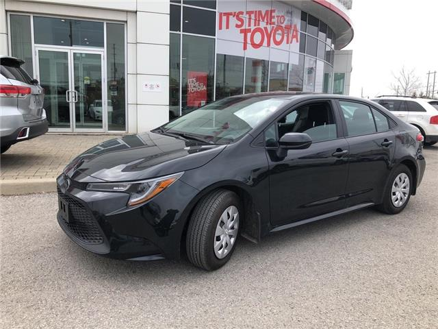 2020 Toyota Corolla LE (Stk: 6665) in Aurora - Image 1 of 16