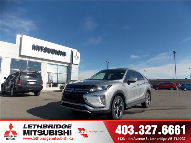 2019 Mitsubishi Eclipse Cross SE (Stk: 9E602187) in Lethbridge - Image 1 of 11