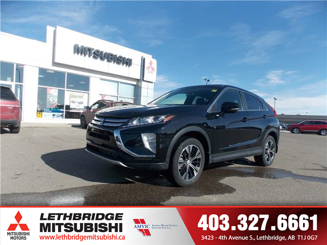 2019 Mitsubishi Eclipse Cross SE (Stk: 9E602109) in Lethbridge - Image 1 of 13