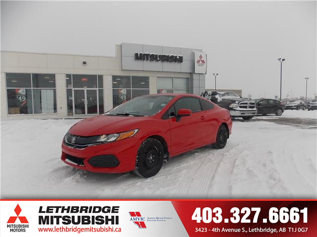 2014 Honda Civic LX (Stk: L4014A) in Lethbridge - Image 1 of 11