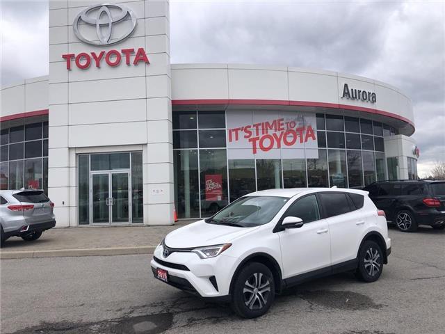 2016 Toyota RAV4 LE (Stk: 316821) in Aurora - Image 1 of 12