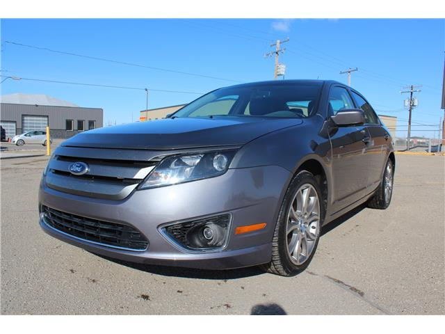 2012 Ford Fusion SEL (Stk: CBK2889) in Regina - Image 1 of 19