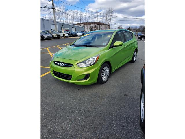 2014 Hyundai Accent GS 5-Door (Stk: p20-031) in Dartmouth - Image 1 of 13