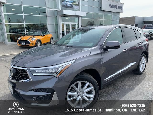 2019 Acura RDX Tech (Stk: 1918910) in Hamilton - Image 1 of 28