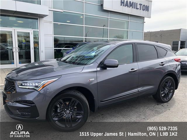 2019 Acura RDX A-Spec (Stk: 1918890) in Hamilton - Image 1 of 31
