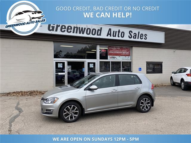 2015 Volkswagen Golf 2.0 TDI Highline (Stk: 15-73160) in Greenwood - Image 1 of 25