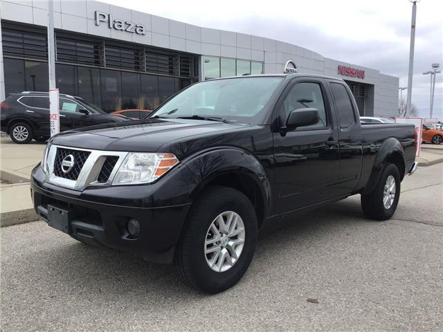 2016 Nissan Frontier SV (Stk: U1675) in Hamilton - Image 1 of 7