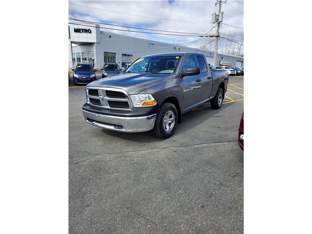 2012 RAM 1500 ST Quad Cab 4WD (Stk: p19-271a) in Dartmouth - Image 1 of 13