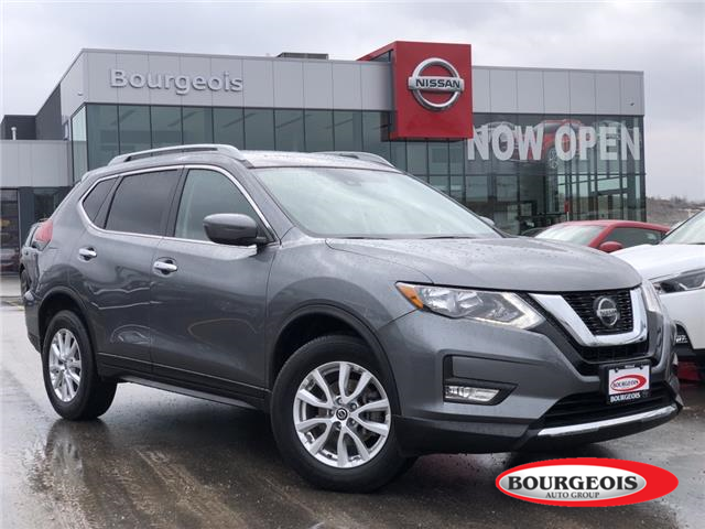 2020 Nissan Rogue SV (Stk: R00059) in Midland - Image 1 of 18
