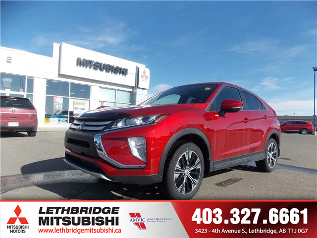 2019 Mitsubishi Eclipse Cross ES (Stk: 9E603457) in Lethbridge - Image 1 of 14