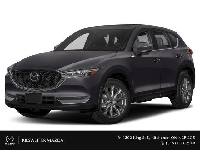 2020 Mazda CX-5 GT w/Turbo (Stk: 36455) in Kitchener - Image 1 of 9