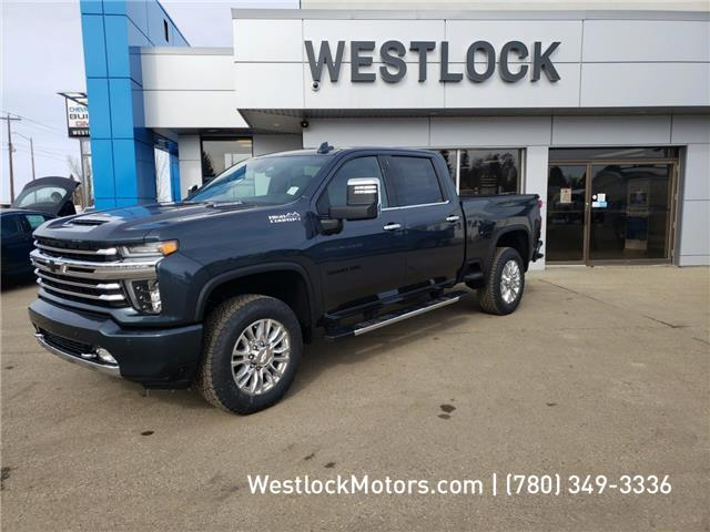 2020 Chevrolet Silverado 3500HD High Country (Stk: 20T82) in Westlock - Image 1 of 22