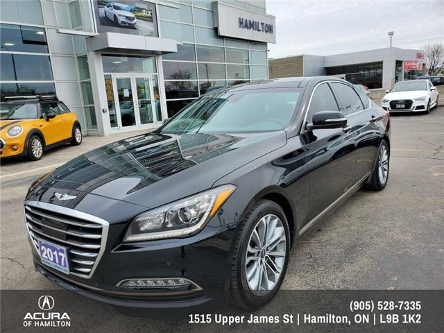 2017 Genesis G80 3.8 Luxury (Stk: 19118950) in Hamilton - Image 1 of 37