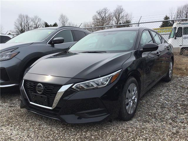 2020 Nissan Sentra S Plus (Stk: A8773) in Hamilton - Image 1 of 3