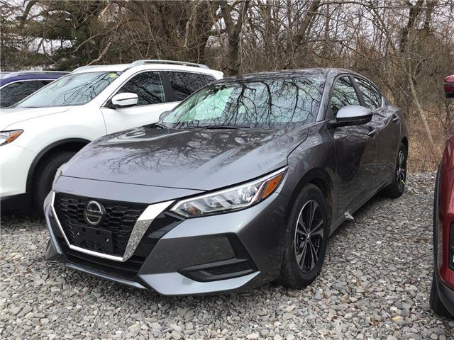 2020 Nissan Sentra SV (Stk: A8774) in Hamilton - Image 1 of 3