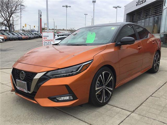 2020 Nissan Sentra SR (Stk: A8737) in Hamilton - Image 1 of 4