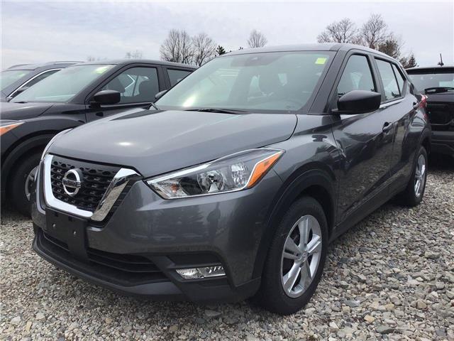 2020 Nissan Kicks S (Stk: A8635) in Hamilton - Image 1 of 4