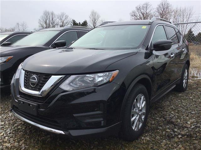 2020 Nissan Rogue S (Stk: A8460) in Hamilton - Image 1 of 4